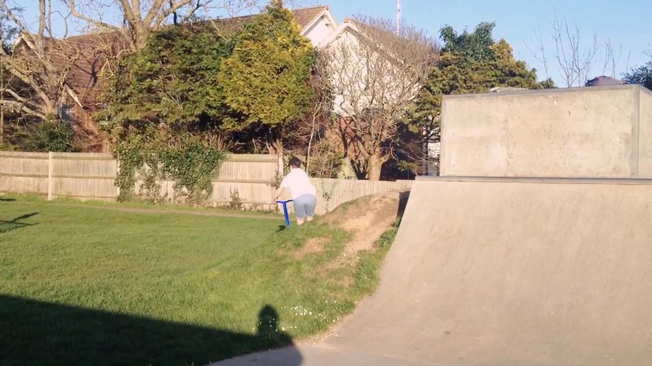 Yapton Skatepark First Vid