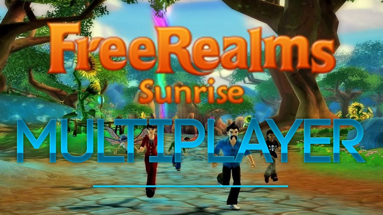 Game movies: free realms merry vale trailer (hd) demo movie.