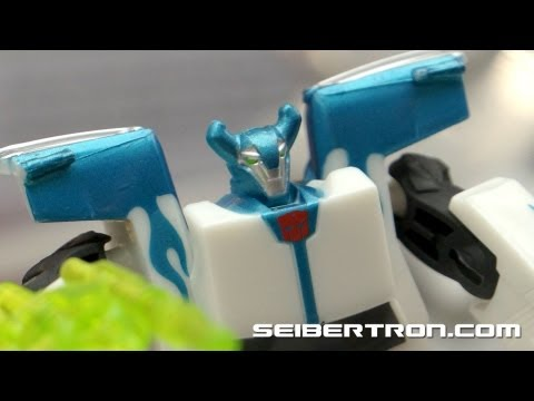 Hasbro's Transformers Prime Cyberverse products SDCC 2012 - Seibertron.com