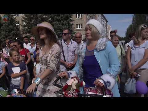 lgikvideo: конкурс «Леди на велосипеде»