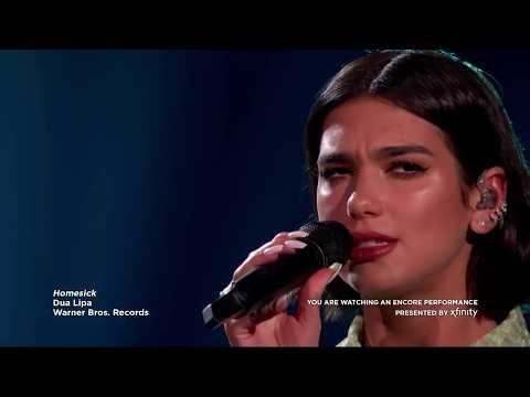 Dua Lipa Encore Performance of