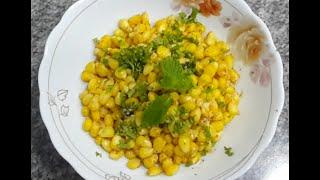 Masala Cheesy Corn Recipe #mumbaistyle #quick #easy