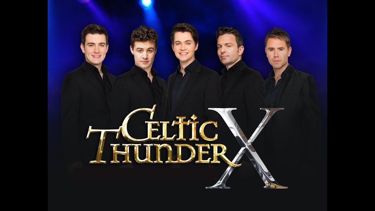 Celtic Thunder Tour 2020.Celtic Thunder Tour 2018 Lifehacked1st Com