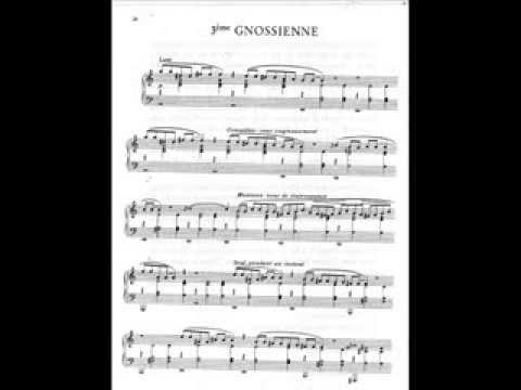 Erik Satie, 'Gnossienne 3'