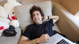 david dobrik announces something very important // the diaries