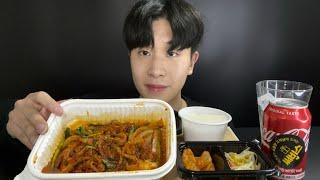 오리고기 오리불고기  오리주물럭 집밥 먹방 KOREAN…