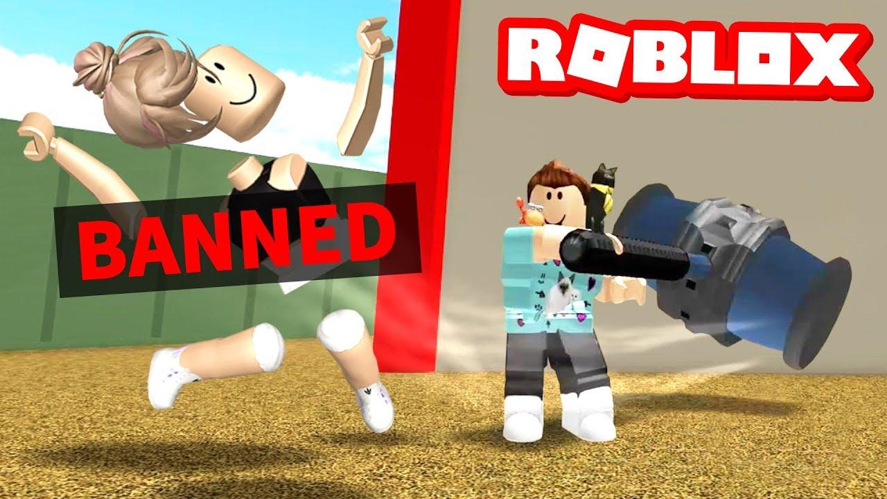 i-got-the-roblox-ban-hammer