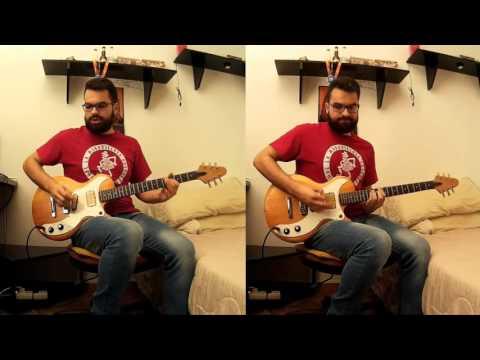Aspencat - Música Naix de la Ràbia (Guitar Cover)