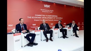 WBAF 2018 Panel: How to start a social impact venture fund