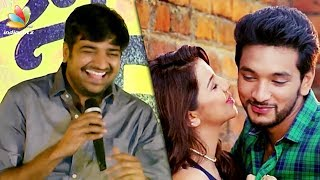 There is no DOUBLE MEANING but.. : Comedian Sathish Speech at Hara Hara Mahadevaki Songs Launch