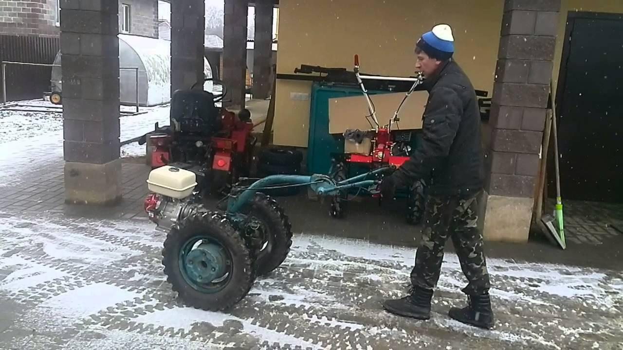 Двигатель УД-2м. - YouTube