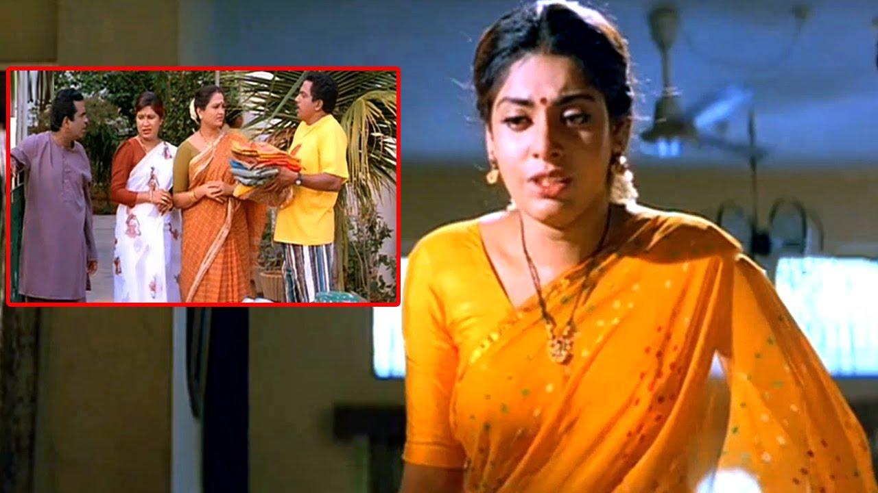 Pelli Movie Pre Climax Scene | Prithviraj | Maheswari | Vadde Naveen | Brahmanandam