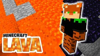 ER wollte mich pranken & eine Katze besucht mich! - Minecraft LAVA #05