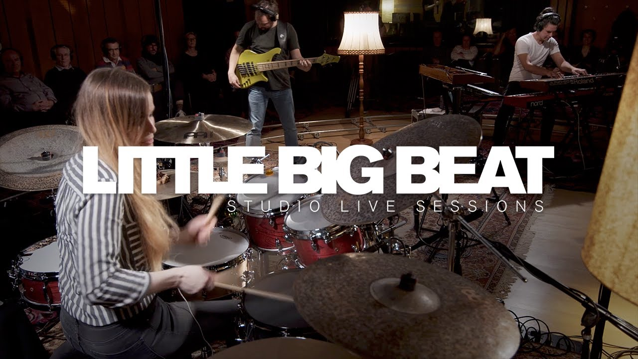 ANIKA NILLES / NEVELL - GREENFIELD - STUDIO LIVE SESSION - LITTLE BIG BEAT STUDIOS