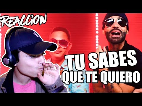 Video Reacción | Chucho Flash & Arcangel - Tu Sabes Que Te Quiero [Video Oficial]
