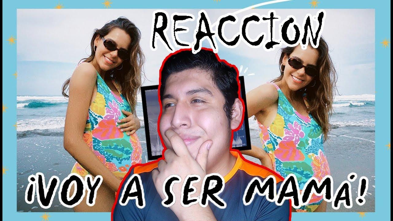 REACCION A VIDEO DE YUYA | ¡ESTOY EMBARAZADA, VOY A SER MAMÁ! Carta a mi Mar. | Neto Juarez