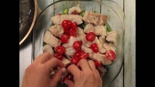 Рецепт запеченного судака под сыром | Рыба в духовке в сметане и сыре