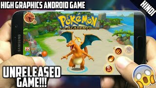 Pokemon official Game on Android (2018)