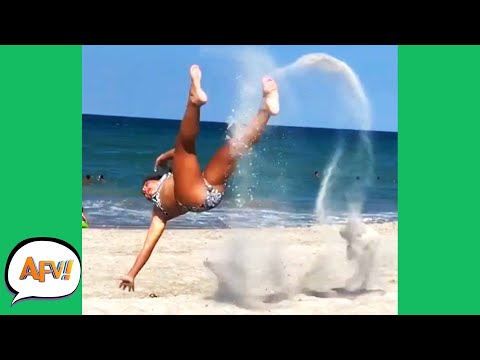 FLIPPING Into the FAIL! 🤣 | Funny Fails | AFV 2020