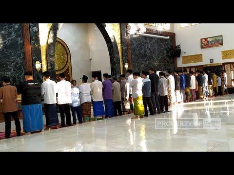 Pondok Pesantren MTA Mojogedang Gelar Solat Idul Fitri Perdana