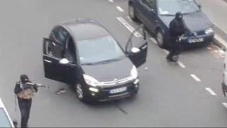 Charlie Hebdo : des assaillants entraînés