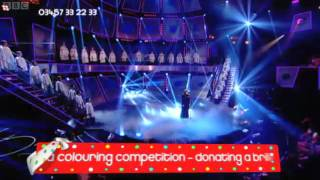 Susan Boyle - Perfect Day - Children in Need - 19th November 2010