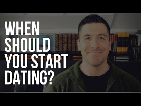 When Should Christians Start Dating? (As A Teenager, In College, 20s To 30s?)