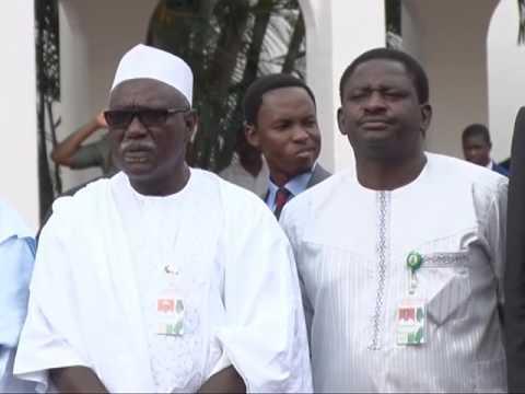 Togolese President Visits President Buhari