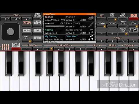 Santali instrumental song | amho gate manam tuluch| mobaile piano