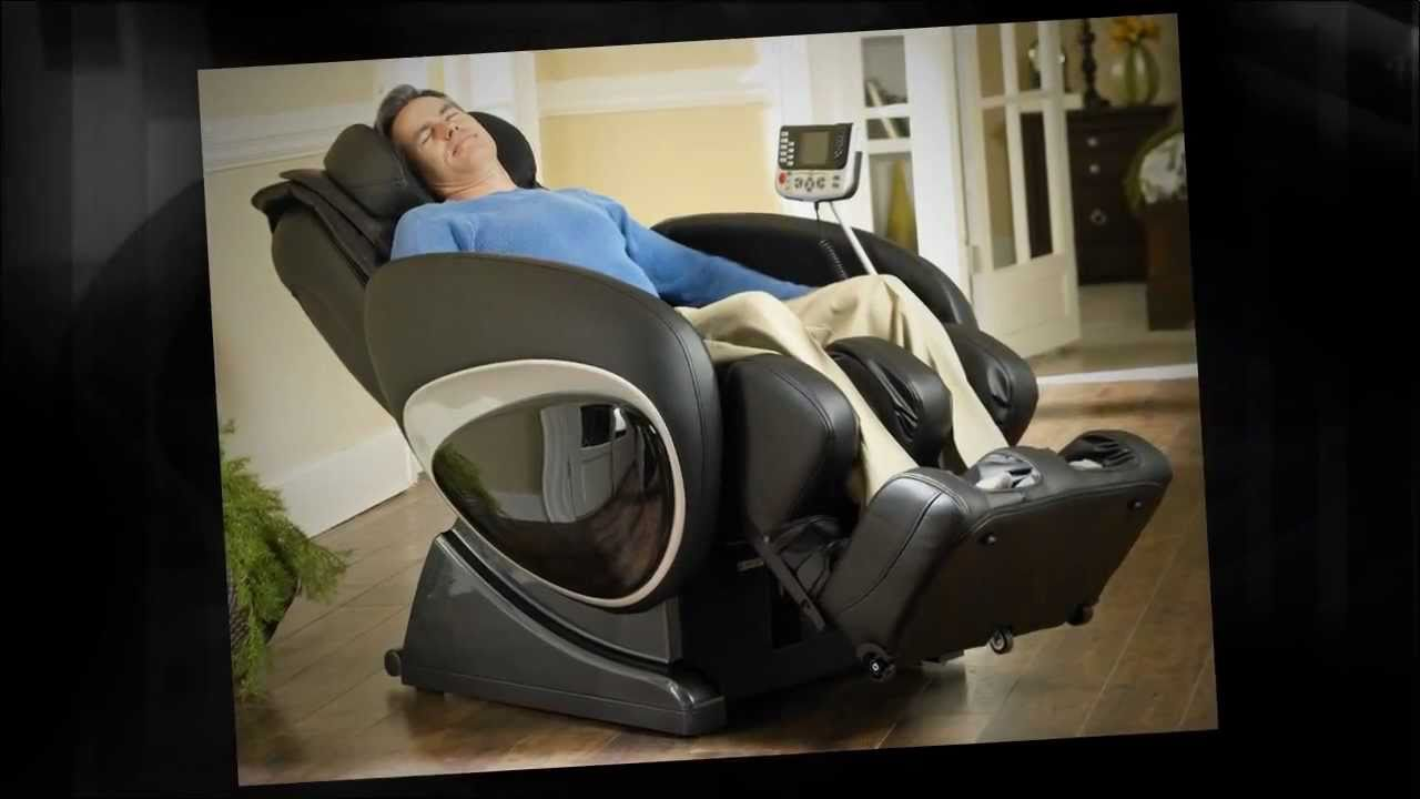 Perfect Cozzia 16027 Feel Good Series Shiatsu Massage Chair   YouTube