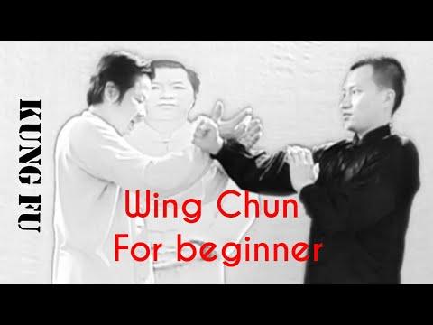 """ Wing Chun Kung Fu"" Training Wing Chun - teachniques Basic part 3 - 21"