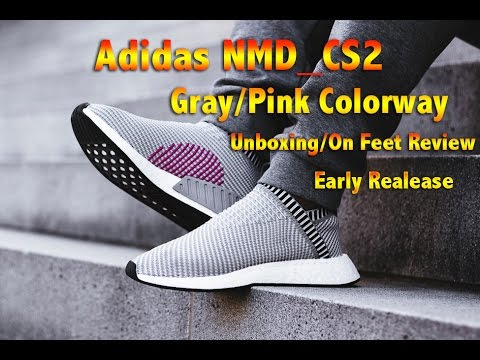 Adidas NMD CS2 Unboxing / On Feet Review