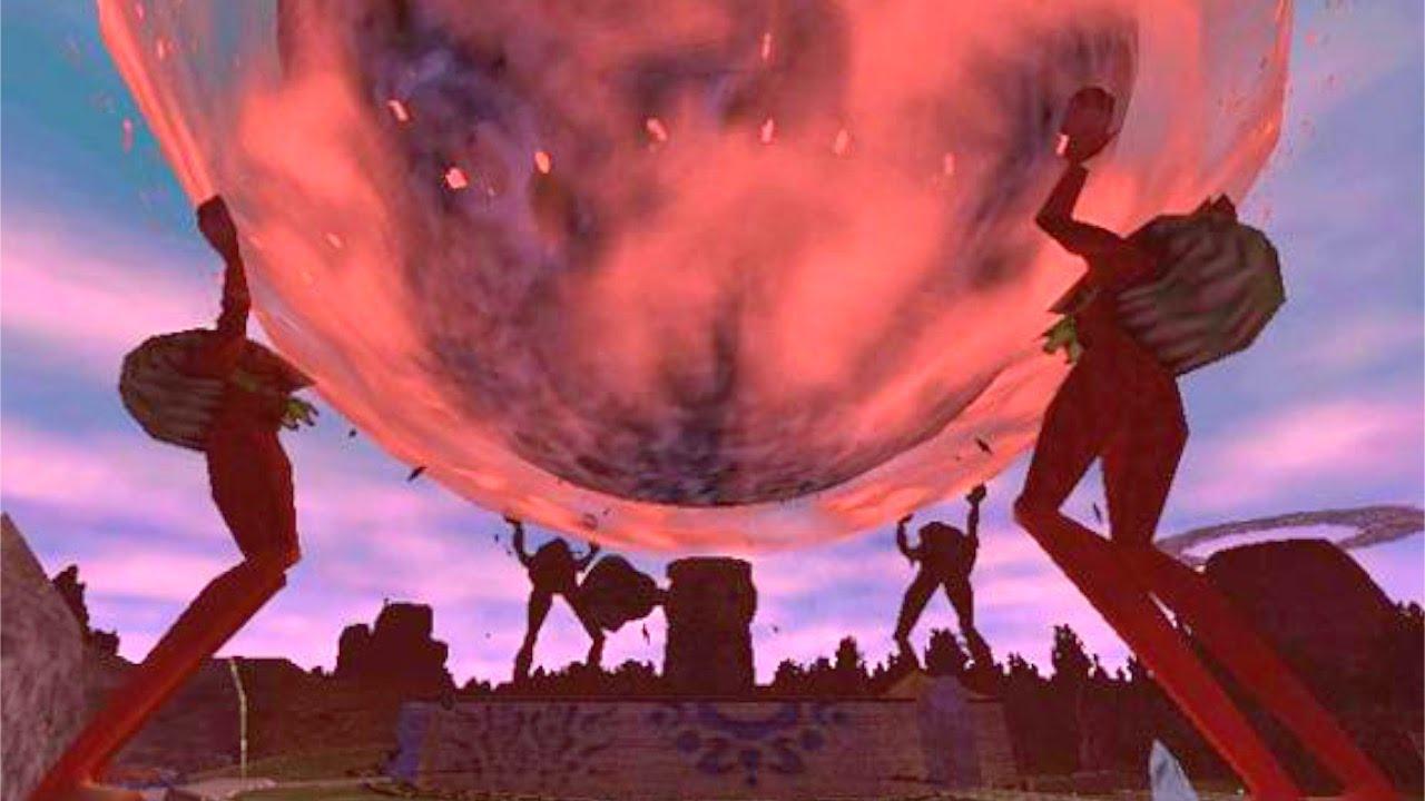 Majoras Mask Moon Giants Top 10 Legend O...