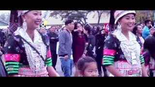 sacramento hmong new year 2016 2017 ( hluas nkauj hmoob usa)