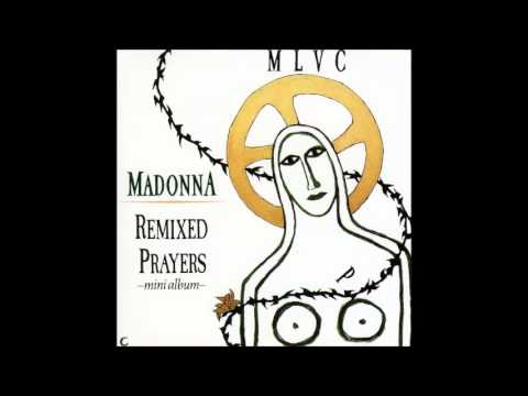 Madonna - Like A Prayer (12'' Extended Remix)