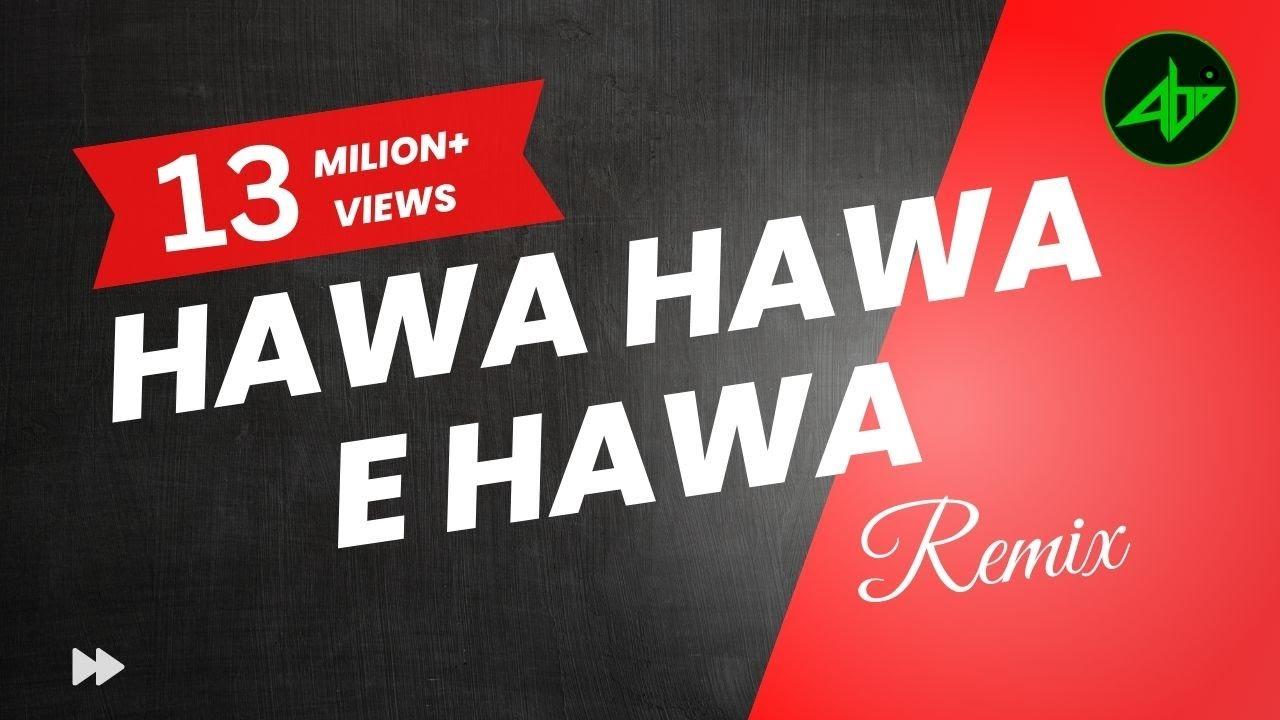 Hawa Hawa Lyrics Translation