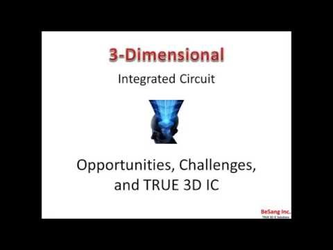 3D IC - Opportunities, Challenges, and TRUE 3D IC
