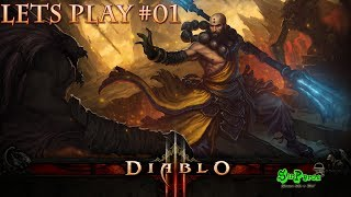 Lets Play Diablo III #01 Start in NeuTristram [Deutsch|HD]
