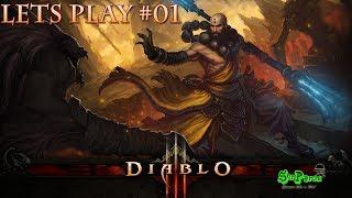Lets Play Diablo III #01 Start in NeuTristram [Deutsch|HD]