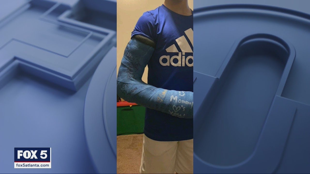 Middle school student recovering after jumping from bus
