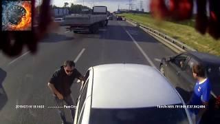 Аварии и ДТП за Август 2017 (18+) Car Crash Compilation №101