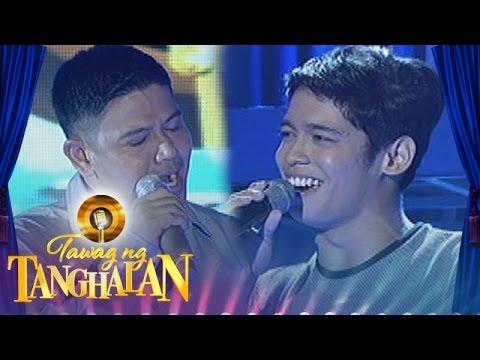 Tawag ng Tanghalan: Gerhard Pagusan vs Mark Las Piñas