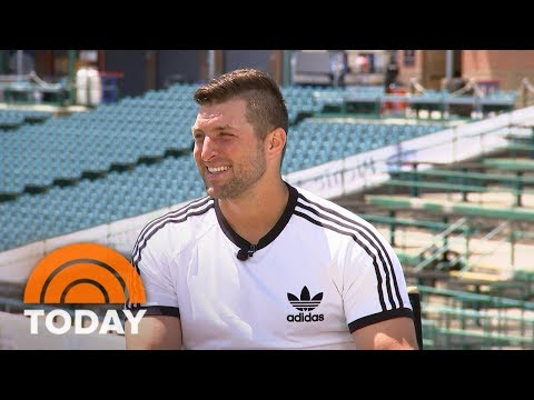 Tim Tebow Talks His Faith And His New Book 'Know Who You Are' | TODAY