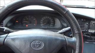 Toyota Camry (1993)(Тойота Камри 1993-го года выпуска. Почти ретро., 2014-08-27T19:16:13.000Z)