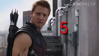 Top 5 Avengers Best Scenes