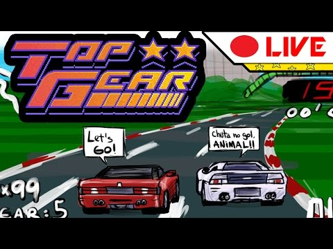 🔴 Top Gear ™ - 2 Players