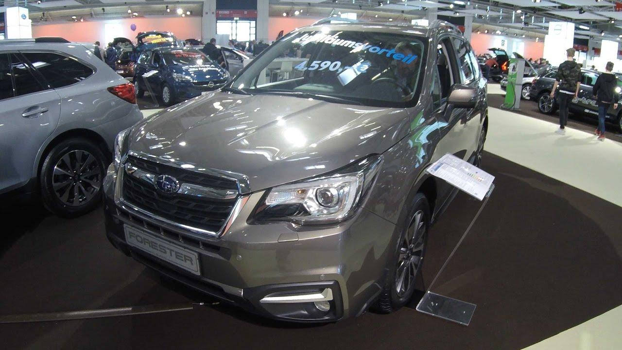 Subaru Forester Platinum Sepia Bronze Colour Walkaround And
