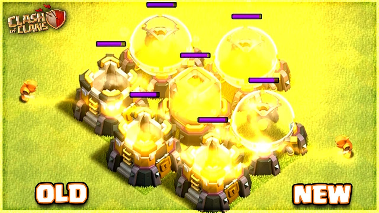 Super Wizard Before Update vs After Update💥| New Balance Changes | Clash of Clans....