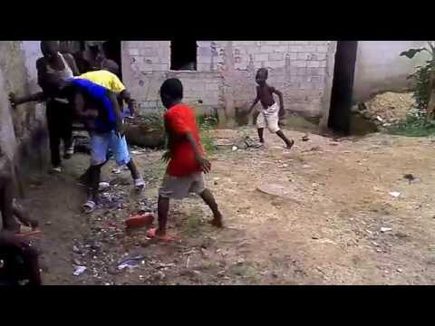 You Will Cry Seeing These African Kids Play Soccer [FOOTBALL]