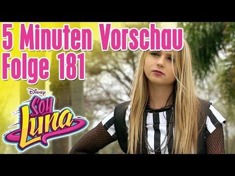 5 Minuten Vorschau - SOY LUNA Folge 181  Disney Channel